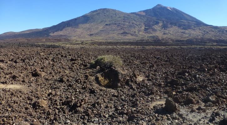 Tenerife – Mt Teide and Recent Volcanism