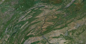 Appalachian Ridge and Valley – Western Maryland