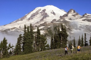 Geology of Mount Rainier – Kirk Schleiffarth