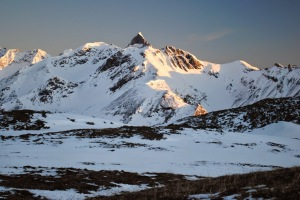 Mount Doonerak, Alaska with Justin Strauss