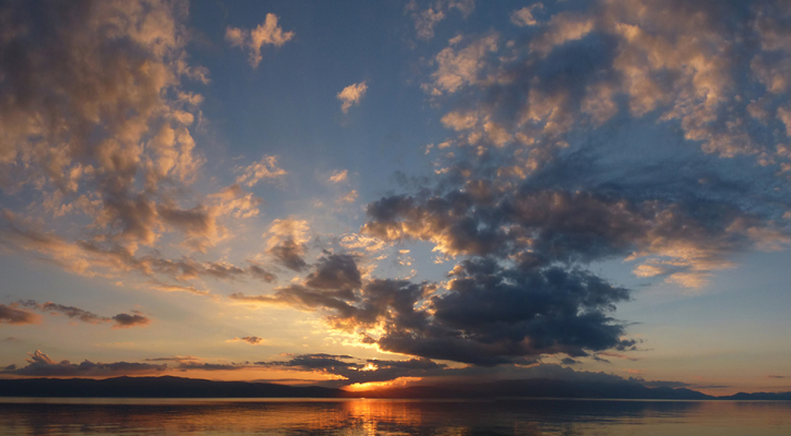 Lake Ohrid, Macedonia with Jack Lacey