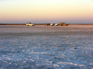 Makgadikgadi: The story of a lake with Sallie Burrough | Botswana