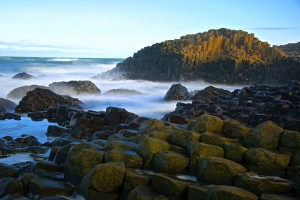Giants Causeway, Northern Ireland with Chris Spencer