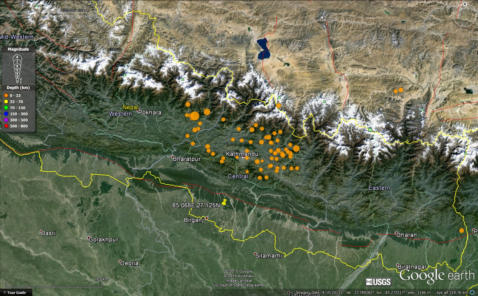 google running map with The 25th April 2015 Gorkha Nepal Earthquake With Mike Searle on 3701229704 further 1697555 in addition The 25th April 2015 Gorkha Nepal Earthquake With Mike Searle besides Google in addition George Street  Aberdeen.