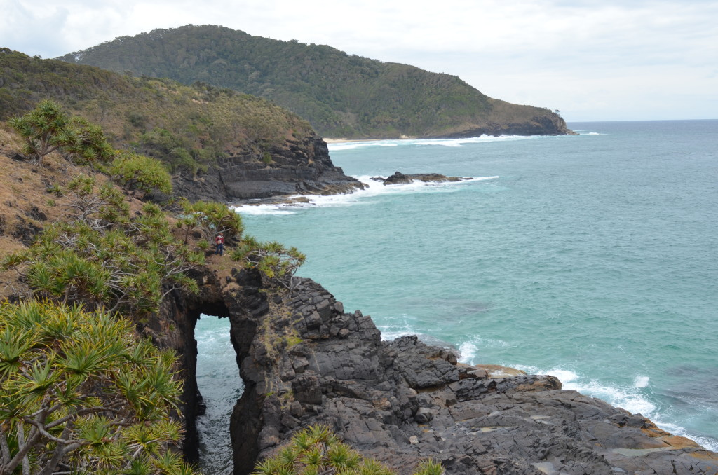 Figure 4: Mapping the coastal outcrops of the Nambucca Block, New South Wales, Australia.