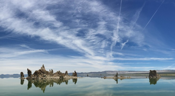 Adventures around Mono Lake and Death Valley