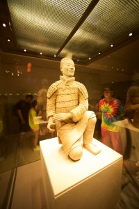 Terra cotta Army of Xi'an with Chris Spencer
