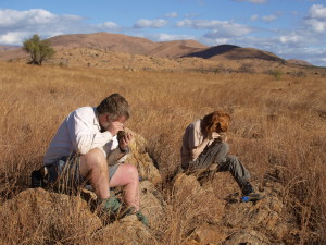 Ultra-temperature metamorphism in Madagascar with Catherine Wheller