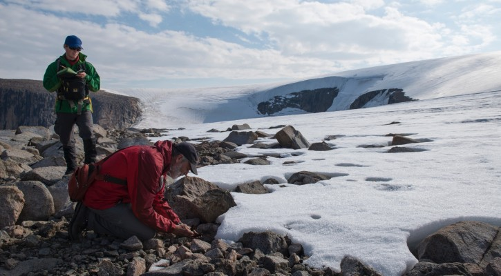 Disappearing Ice on Baffin Island, Arctic Canada with Simon Pendleton