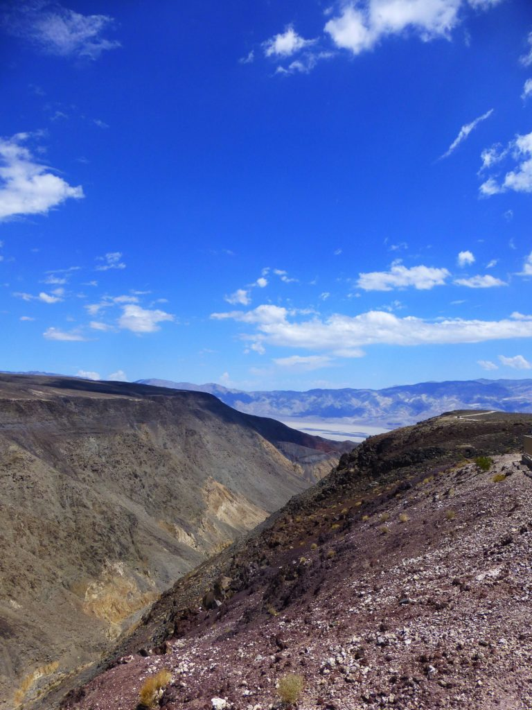 Approach to Death Valley
