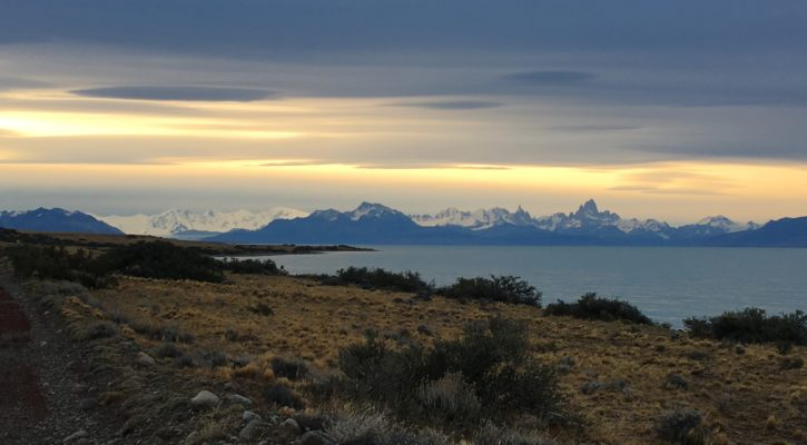 A contrast of field work in Tibet and Patagonia with Devon Orme