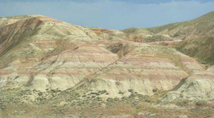 Paleocene-Eocene Thermal Maximum in Bighorn Basin, Wyoming with Allie Baczynski
