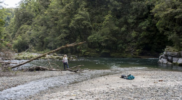 Tectonic geomorphology in New Zealand with Sarah Boulton