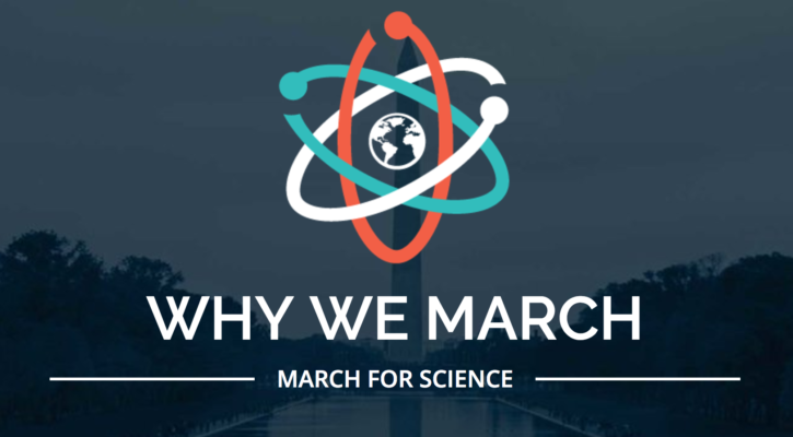 March for Science in Perth Australia with Professor Phil Bland