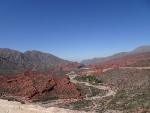 Plate Tectonics in the Sierras Pampeanas, Argentina with Erin Martin