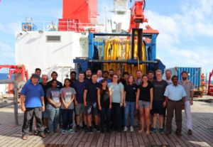 Polar research on the equator: tracking India's escape from Antarctica by ship with Anouk Beniest